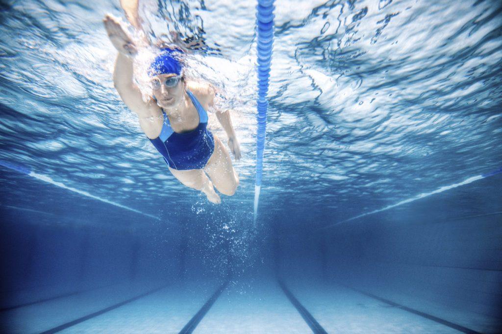 Nuoto e Piscina per i miopi: come vedere bene